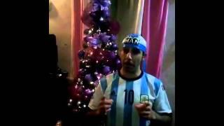 Mensaje navideño de Hip Hop Man