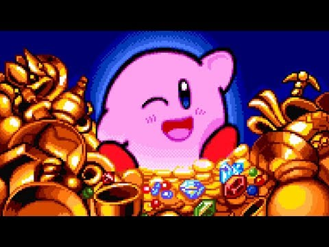 Kirby Super Star - The Great Cave Offensive - No Damage 100% Walkthrough