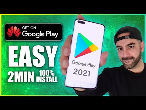 How to get Google Play on Huawei 2021 - in just 2 mins