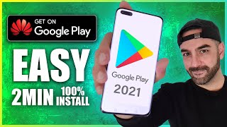 How to get Google Play on Huawei 2021 - in just 2 mins screenshot 1