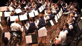 American Feeling Ilio Volante  'harmonie Wierden'; Conductor: Berjan Morsink