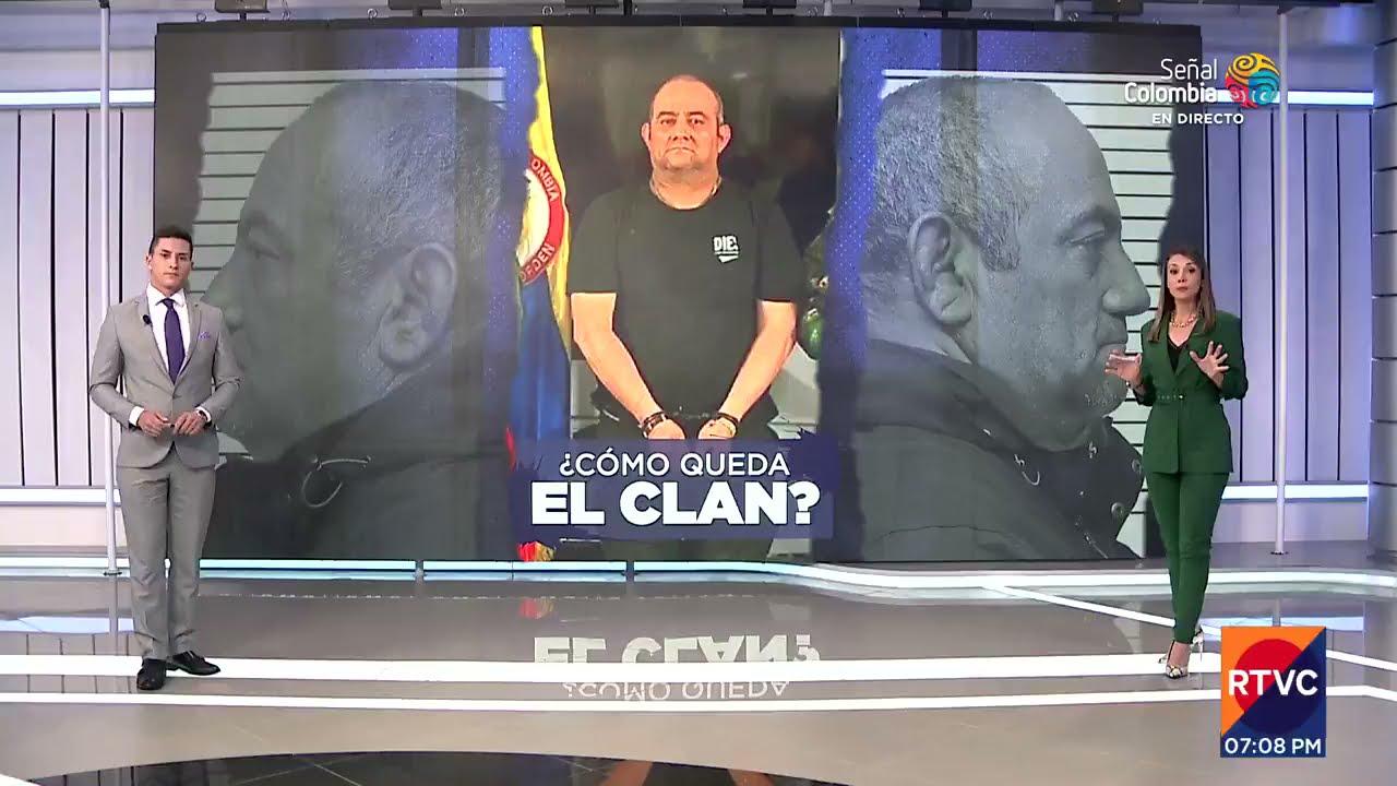 Download ¿Qué va a pasar con el Clan del Golfo tras la captura de 'Otoniel'? | RTVC Noticias