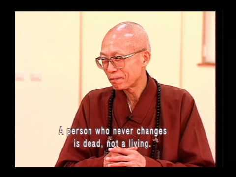 How to let go of our attachment (GDD-773, Master Sheng-Yen)