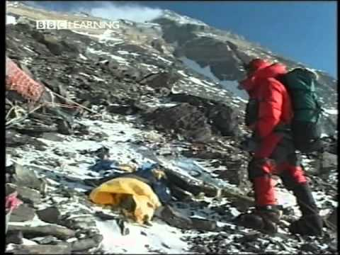 Lost On Everest - The Search For Mallory & Irvine. 3/5 - YouTube George Mallory And Andrew Irvine