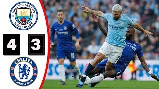 Man City Vs Chelsea Penalti 4-3