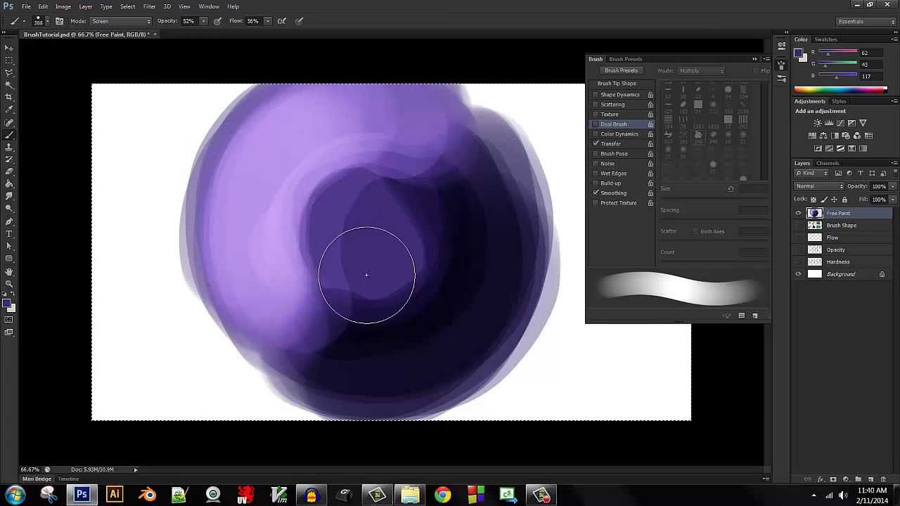How to Install & Use Photoshop Brushes - Creative Market