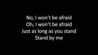 Timeflies - Stand By Me Lyrics