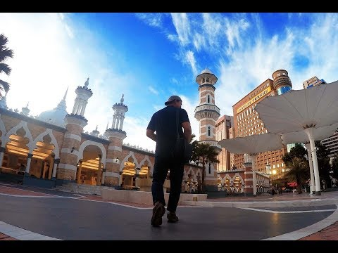 KL Travel Series : Masjid Jamek dan Dataran merdeka