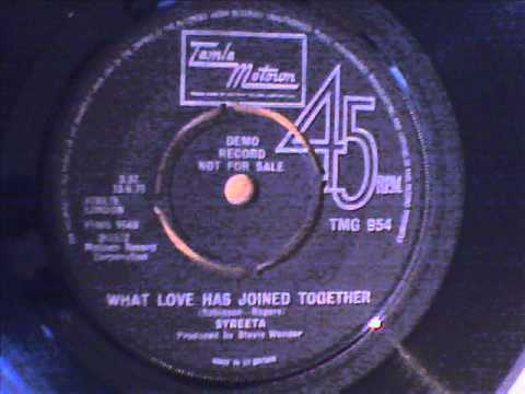 SYREETA - WHAT LOVE HAS JOINED TOGETHER