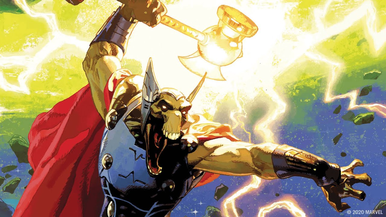 The Future of Marvel: Stormbreakers!