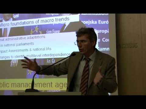 Prof. Adriaan Schout: Is the EU becoming more intergovernmental?