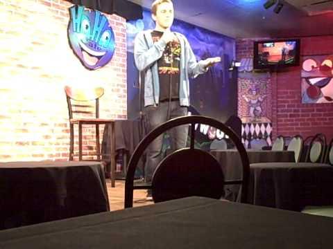 Jon casso @ HaHa's comedy club