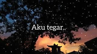Lirik lagu Rossa - Tegar