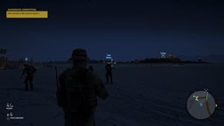 Tom Clancy's Ghost Recon® Wildlands 600m and a headshot without get spot!