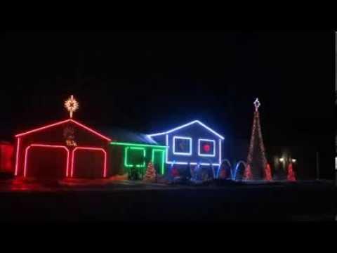 kerstmis licht show wizards - photo #20