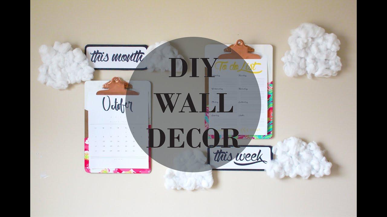 Living Room Wall Decor Pinterest diy pinterest inspired wall decor jayjaypearl youtube jayjaypearl