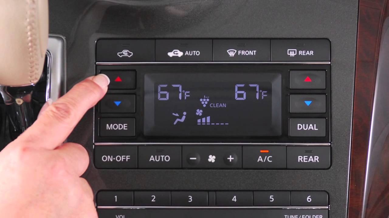 2014 nissan quest climate controls youtube 2014 nissan quest climate controls vanachro Choice Image