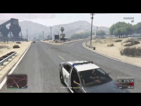 Lets play: GTA ONLINE