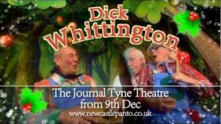 Dick Whttington - Panto at The Journal Tyne Theatre 2011 - The Tree of Truth
