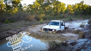 V8 PATROL || First Time 4wding