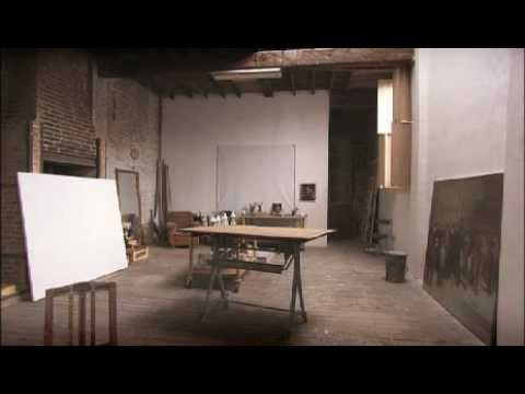 Michaël Borremans: A Knife in the Eye [english subs]