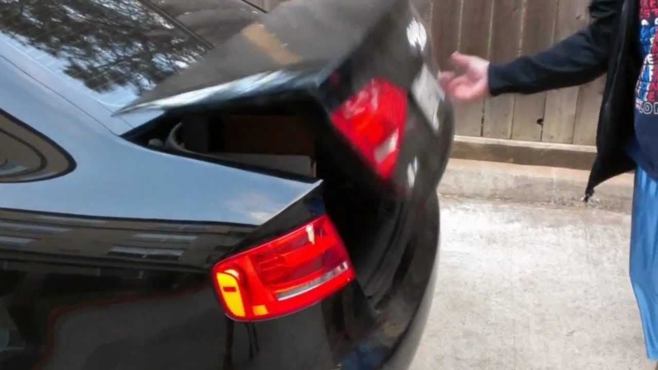 Audi a4 tail light replacement youtube ditch the ads cheapraybanclubmaster Images