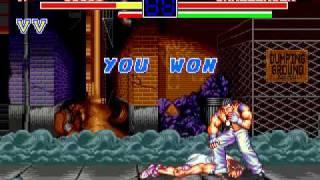 Art of Fighting/Ryuko no Ken Full Gameplay