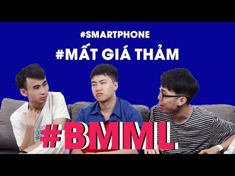 Schannel - #BMML   Ba Mặt Một Lời: Vì sao smartphone Android MẤT GIÁ THẢM?