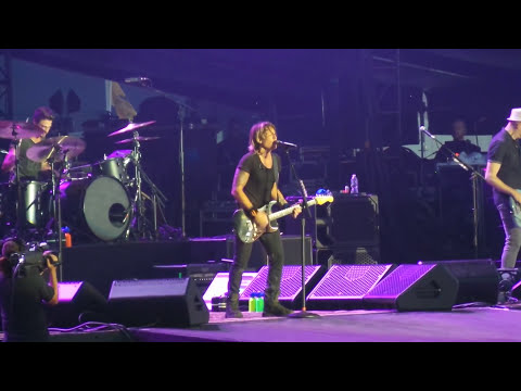 Keith Urban Concert Live from Country 500 Fest 2017