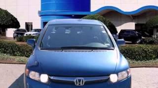 2008 Honda Civic Dallas TX Fort Worth, TX #S3117 - SOLD