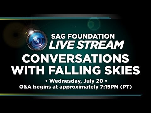 Conversations with Cast and Executive Producers of FALLING SKIES
