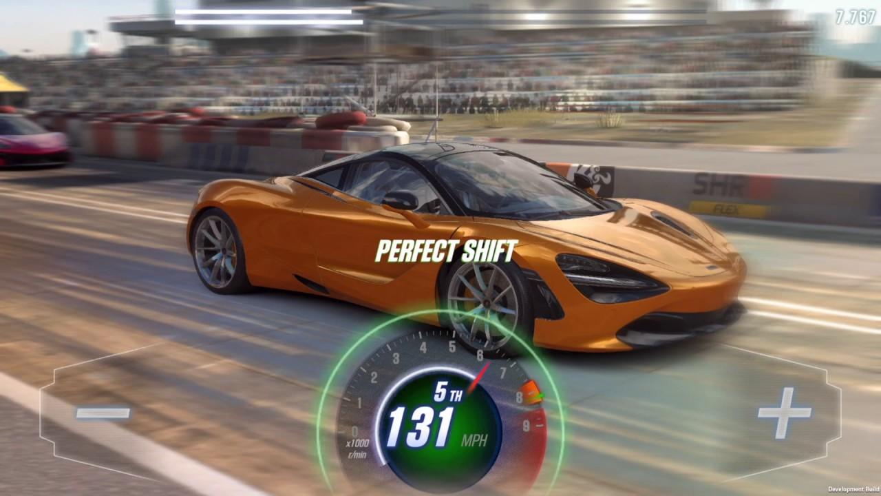 McLaren 720S: a drag racing legend is born