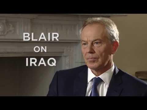 Blair On Iraq