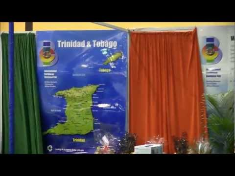 ICBF International Caribbean Business Fair. Trinidad and Tobago (Business Expo 2011) TTvids