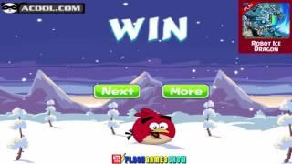 Unfreeze Angry Birds Puzzle Game Walkthrough Levels 1-30