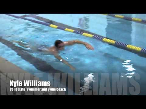 How to Do the Heads Up or Tarzan Swimming Drill