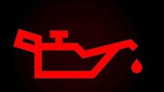 Лампа давления масла гаснет не сразу, проверка после 5 часов  Ford Transit 2.0 2005