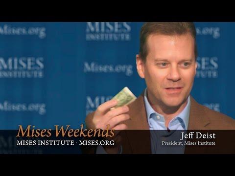 Jeff Deist: A Free Market in Money?