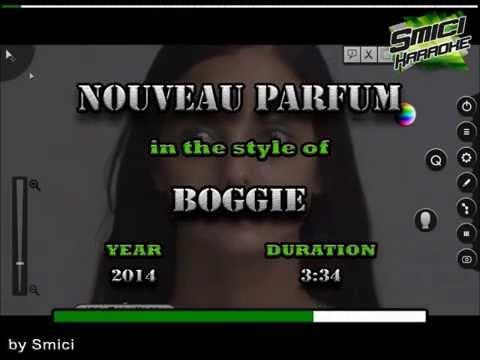 Boggie - Nouveau Parfum DEMO KARAOKE