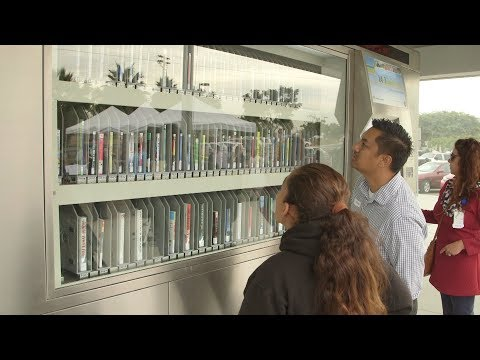 Check This Out: There's a New 24/7 Library Kiosk in Chula Vista