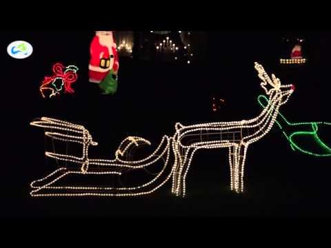 Kersttuin Nieuwerkerk aan den IJssel