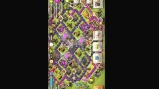 hey ! I'm doing clash of clans videos. kik me to join clan (: well yeah, first video.(: