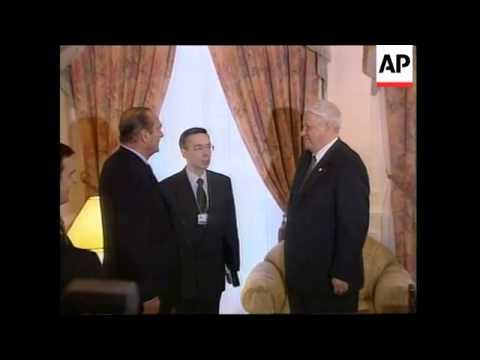 TURKEY: OSCE SUMMIT: YELTSIN