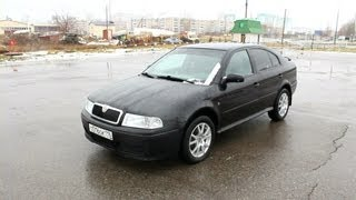 2007 Skoda Octavia. Start Up, Engine, and In Depth Tour.
