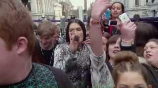 Jessie J's Open Top Bus Gig | Brand | Social | McDonald's UK