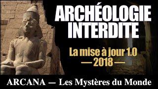 Archéologie interdite ( La mise à jour ) - Les Chroniques d'Arcana #14