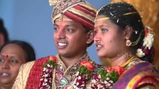 sandeep weds soumya wedding highlights | SHUBHAM.TV