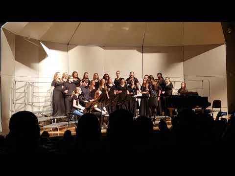 North Habersham Middle School Chorus Concert 10-9-2018