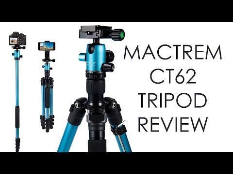 Gear Review - Mactrem CT62 Tripod