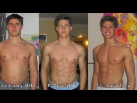 My Two Month Body Transformation - YouTube